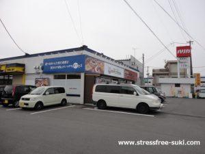 伊三郎製ぱん駐車場