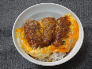 チキンマヨネーズカツ丼2