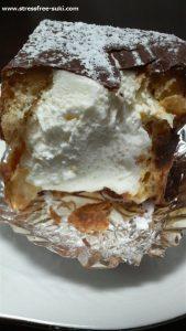 シュークリームケーキチョコ2