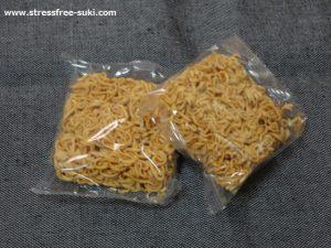 ダイソー 東京拉麺 チキン味2