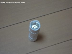 ダイソー100均 LEDスリムライト4