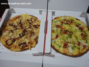 宅配ピザ ピザ・ウイリー2