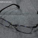 ヤノメガネでメガネの店頭無料クリーニングをしてもらいました
