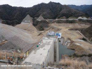 大分川ダム第一展望所7