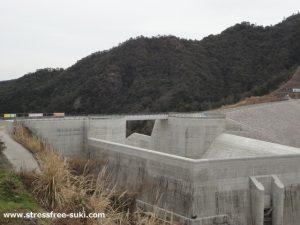 大分川ダム第一展望所4
