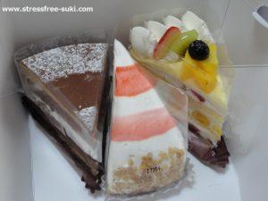 シャトレーゼのケーキ2