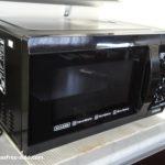 imb-f183 アイリスオーヤマの電子レンジをヤマダ電機で買った