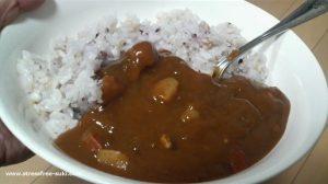 丸大食品の香味贅沢ビーフカレー甘口2