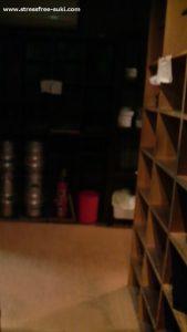 食洞空間 和楽 中央町店の下駄箱