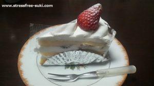 菊家 シャンテドールのショートケーキ2