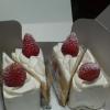 菊家 シャンテドールのショートケーキ1