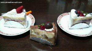 ゲニーのパンとケーキ屋さんのケーキ3