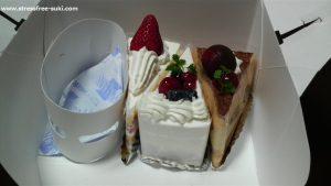 ゲニーのパンとケーキ屋さんのケーキ2