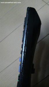 パナソニックのブルーレイリモコンボタンが故障したので修理した1