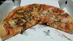 ピザハリウッドパーティ光吉店のピザ4種