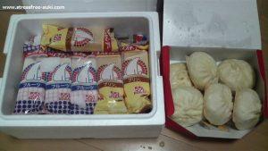 551蓬莱のアイスキャンディーと豚まん3