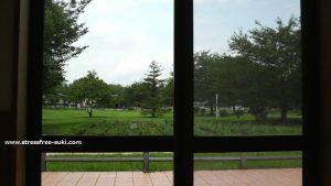 ゲニー工房の庭